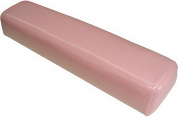 Műbőr kéztámasz - Rózsaszín