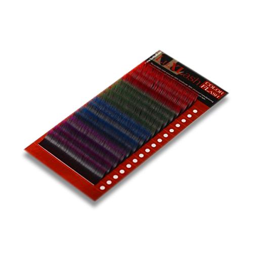 Color Flash - fekete tő, színes vég B/0,15/12mm