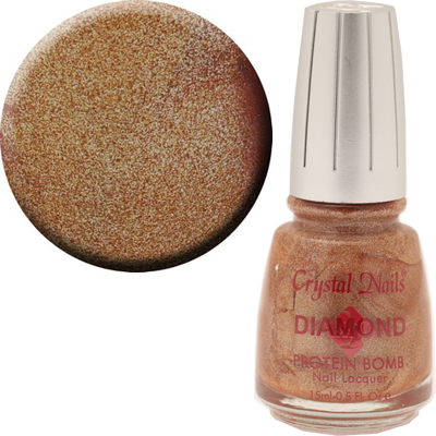 Crystal Nails DIAMOND körömlakk 104 - 15ml