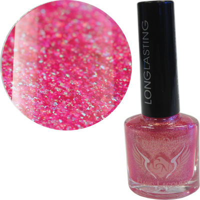 Crystal Nails Glamour körömlakk 206 - 8 ml