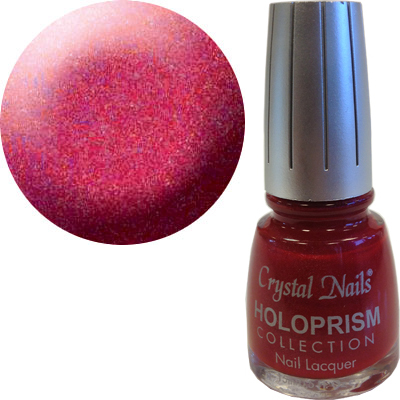 Crystal Nails Holoprism körömlakk 410 - 15ml