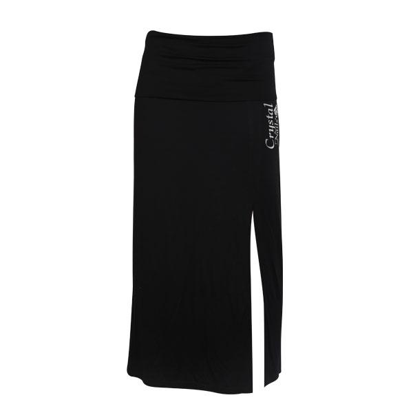 CN Fashion MAXI szoknya fekete - XXL