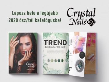 Crystal Nails Ősz/Tél 2020