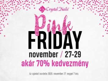 Elindult - Pink Friday