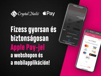 Új fizetési mód a webáruházban és a mobilapplikációban