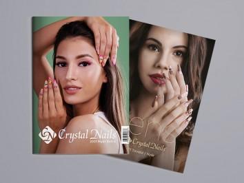 Nyár Extra 2021 és Sens by Crystal Nails  Tavasz/Nyár katalógus
