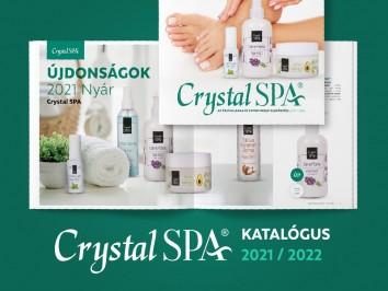 Megjelent! Crystal Spa 2021/2022