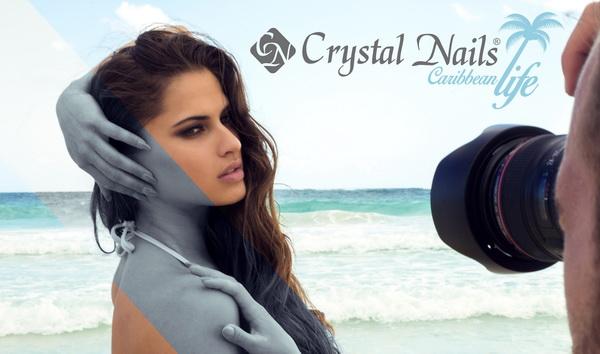 Hogyan készült a Crystal Nails – Caribbean life 2015 Spring-Summer videója?