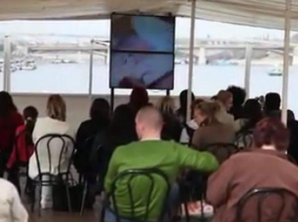 Viasat 3 - Trendközelben - A körmösszakma 2011 tavasz trendalkotó nagyrendezvénye