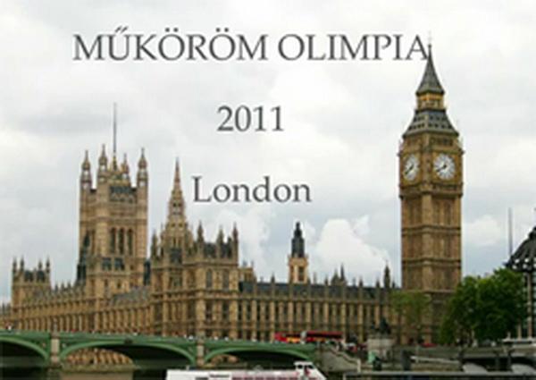 Műköröm Olimpia - London 2011